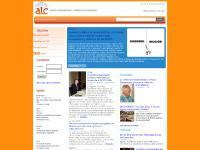 Palabra del lector, Colabore con ALC, Quienes somos, + Detalle