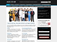 alec.co.uk CV writing, resume writing, job search
