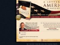David Boren: A Letter To America