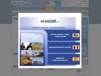algomtl.com import, export, destockage