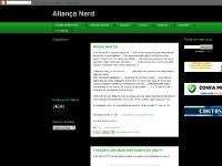 aliancanerd.blogspot.com Animes/Séries/Filmes, Assuntos sortidos, Contatos