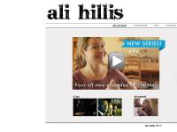 alihillis - Ali Hillis