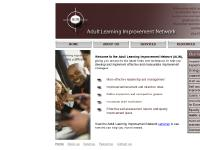 alin.org.uk Adult Learning Improvement Network, Adult Learning, More effective leadership and management