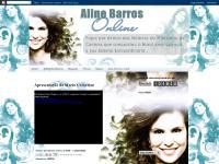 Aline Barros Online Tudo sobre seu ministério Fotos , videos e etc ...
