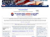 alipac.us illegal immigration, immigrants, news