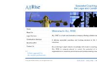 all-rise.co.uk All Rise Limited, Construction Services, Benefits & ROI