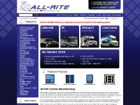 Custom RV Parts, RV Parts Manufacturer, and RV Accessories at All-Rite