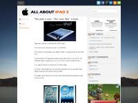 All About Ipad 3 | Everything about the upcoming ipad