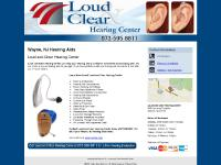 Hearing Aids Wayne, NJ - Loud and Clear Hearing Center