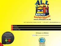 allbounce.co.uk Bouncy castle, hire, corsham