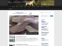 All Dogs Guide - Information about Dogs for Dog Lovers