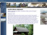Sekiu Vacation Rentals Allens Beach Hideaway