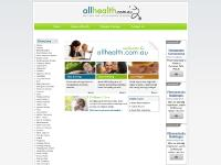 allhealth.com.au Allergy, Asthma, Blood Disorders