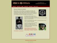 Allied and Axis Militaria