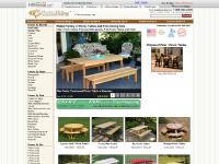 Wooden Picnic Tables | Folding Picnic Tables | Patio Tables