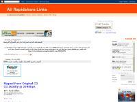 allrapidlinks.blogspot.com Movies, Games, Software