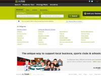 allstarsdirectory.co.nz free website, club management software, sports results