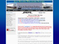 All State Trailer Sales - Welcome Page
