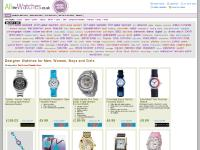 allthewatches.co.uk watch finder, brand list, our other sites
