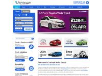 Welcome to Vantage Motor Group | Hyundai & Toyota Dealer in Manchester, Yorkshire and Lancashire