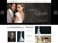 Wedding Dresses | Bridal & Bridesmaid, Formal Gowns | Allure Bridals