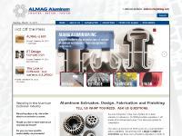 almag.com aluminum, aluminium, fabrication