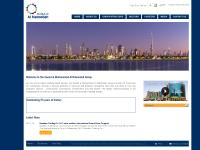 alnaboodah.com Major Dubai construction company, family owned business, old established Dubai company