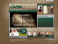 alphabaptist.com Alpha Baptist Church, Alpha, Baptist