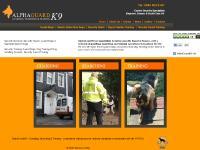 AlphaGuardK9 - Canine Security Specialists