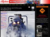 ALPINA Snowmobiles / Best utility snowmobiles