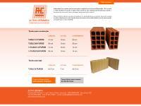 Altivo Cerâmica - O melhor tijolo para sua construção | tijolo cerâmica tijolos
