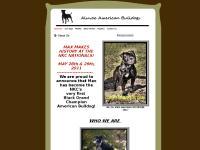 aluvaeamericanbulldogs.com American Bulldog puppies, American bulldogs, American Bulldog kennel