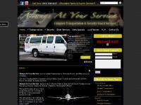 Security, Transportation, Maintenance, ERGOSUM Productions