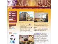 Hotel Amadeus Prague - Недорогой отель