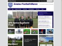 amateur-fa.com AmateurFA.com, Members' Services, Amateur Football Alliance