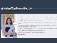 amazingwholesalescarves - Wholesale scarves, neckwear and designer fashion accessories