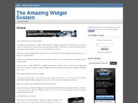 Review The Amazing Widget System | Top SEO Software