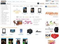 Amazon.de: Günstige Preise bei Elektronik & Foto, DVD, Musik, Bücher, Games, Spielzeug & mehr