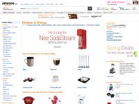 Amazon.co.uk: Kitchen & Dining: Plates, Cutlery, Pans, Cookware, Casseroles & Glassware