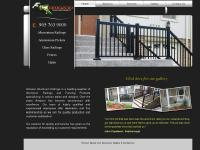 Aluminium Railings | Aluminum Picket Fence | Aluminum Railing Systems | Aluminum Columns | Aluminum Private Fence | Aluminium Pickets | Aluminum Railing for Decks | Interior Renovations | Aluminum Handrails