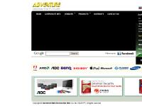 Adventure Multi Devices Sdn Bhd - distributor of computer hardware and software in asia pacific
