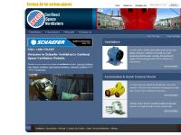 Used Construction Equipment, Manuals, Industrial Ventilators, High Capacity Ventilators