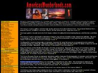 America's Wonderlands - Pictures, Screensavers, Travel Information and More. Features include stories and photography from areas including Supai, Zion, Kauai, Hawaii, Oregon, Washington, St John and more. Paid and free screensavers. Photo galleries. Log