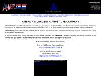 Carpet Dye Chemicals, Carpet Cleaning Chemicals, Carpet Dyeing Equipment, Carpet Dyeing Classes
