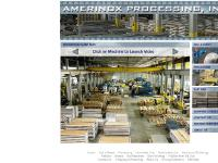 Amerinox Processing - Stainless steel coil, sheet, plate, flat bar and processing