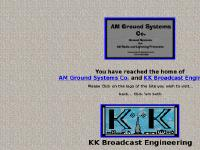 AM Ground Systems & KK Broadcast Engineering Redirect Page