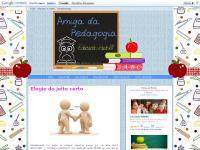 amigadapedagogia.blogspot.com Início, Mimos recebidos, Mimos oferecidos
