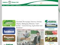 Irrigation, Chemicals & Fertilizers, Seeds, Amiran Farmer's Kit