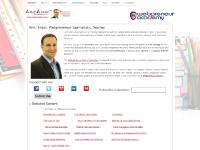 Amir Anzur | Webpreneur. Learnaholic. Teacher