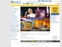 Amity - Leading best top ranked institutes, colleges and schools in India